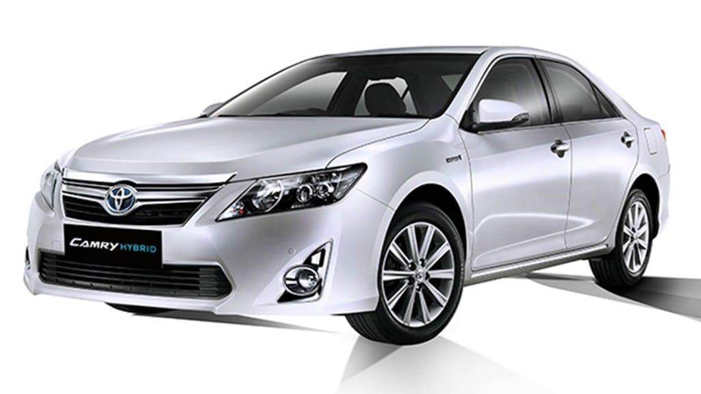 Rental Mobil Toyota Camry Medan