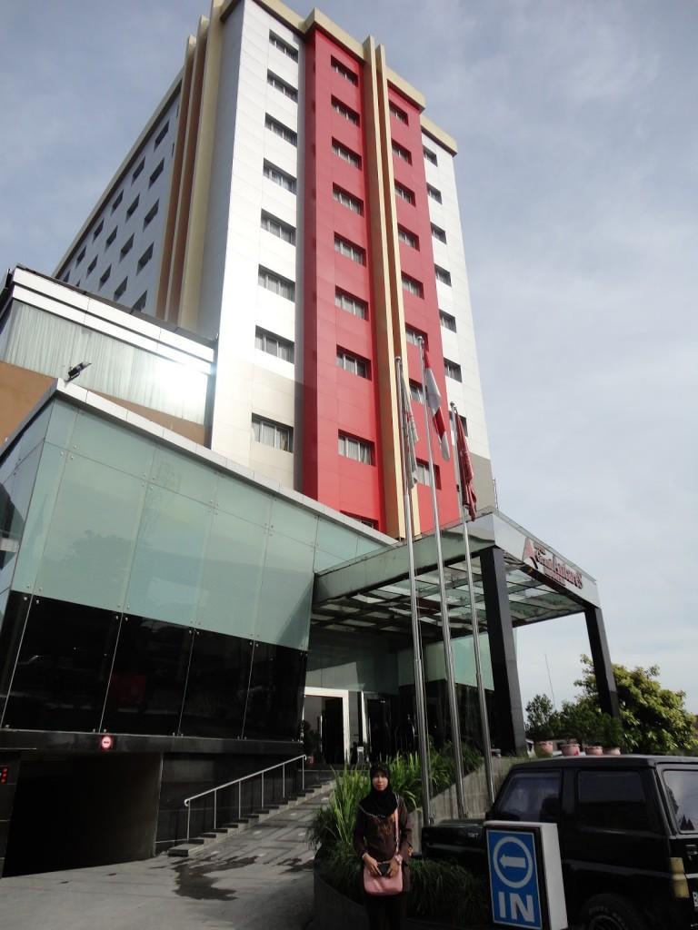 Hotel Grand Antares Medan