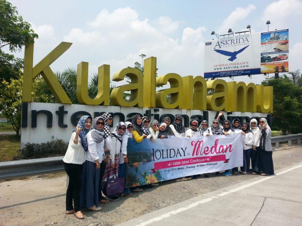 Paket Wisata Medan Danau Toba Terbaik 5D4N