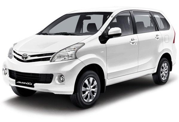 Rental Mobil Avanza Medan 2015