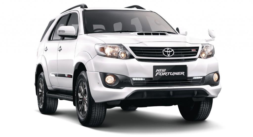 Rental Mobil Fortuner Medan