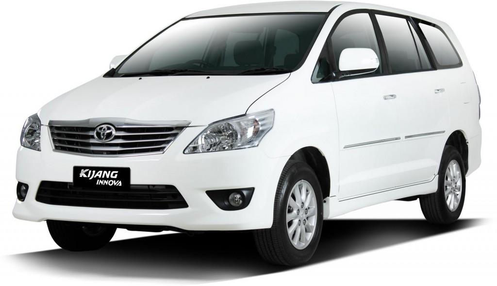 Rental Mobil Innova Medan 2015