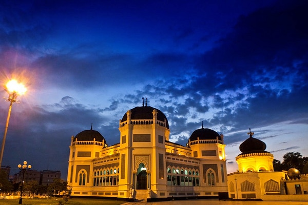 Paket Tour Medan 4D3N