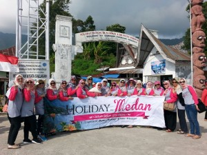 paket wisata danau toba Medan 5D4N